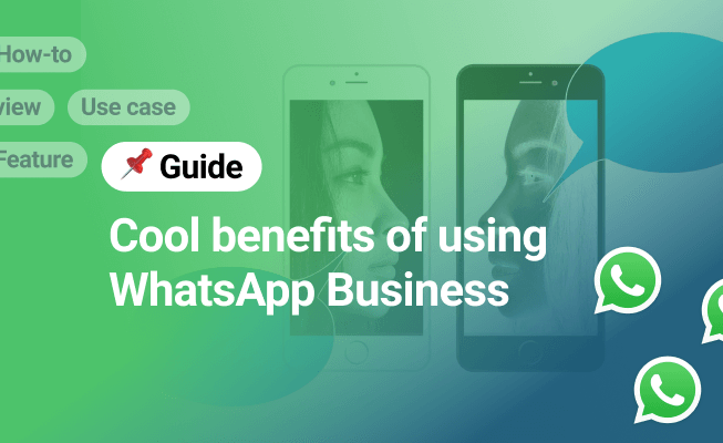 Benefits Of Whatsapp Business Amocrm