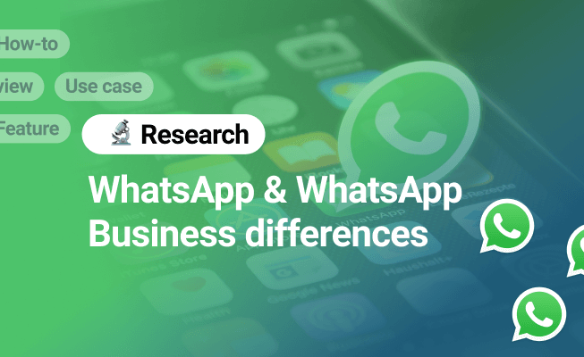 Difference Between Whatsapp And Whatsapp Business Amocrm